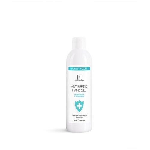 TNL PROFESSIONAL TNL, гель для рук очищающий с антибактериальным эффектом, 400 мл