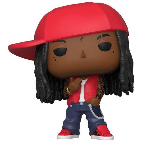 Купить Фигурка Funko POP! Rocks: Лил Уэйн (Lil Wayne) (47721) 9, 5 см, Игровые наборы и фигурки