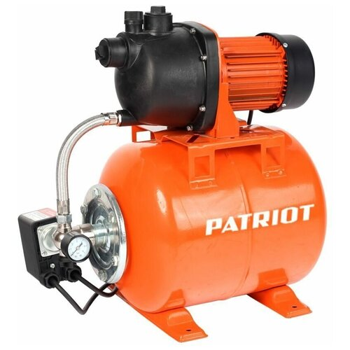 Фото - Насосная станция PATRIOT PW 850-24 P (850 Вт) насосная станция patriot pw 1200 24 inox