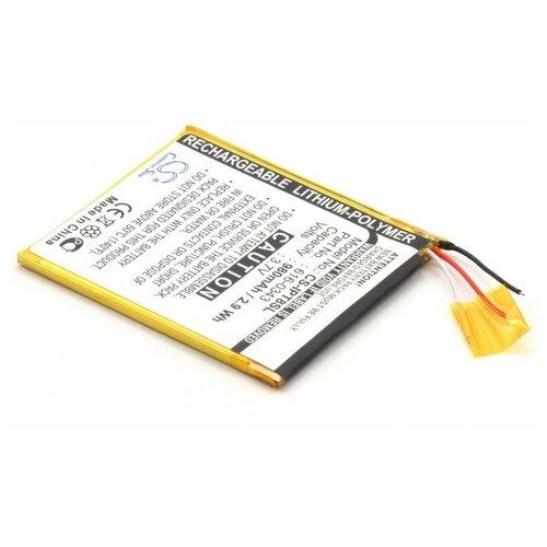 Аккумулятор для mp3 плеера Apple iPod Touch 1G (616-0341)