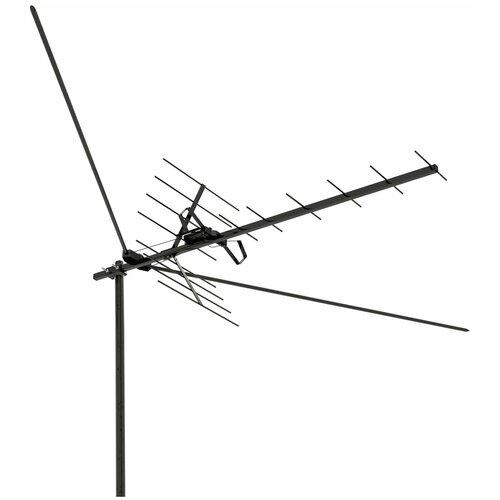 Фото - Антенна уличная GAL AN-830p Супер-Дачник телевизионная антенна gal ao 930 уличная