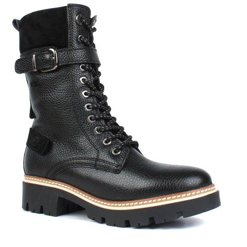 ботинки tamaris Ботинки Tamaris , размер 36 , черный