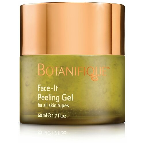 BOTANIFIQUE Пилинг-гель для лица Face-It (для всех типов кожи) 50 мл.