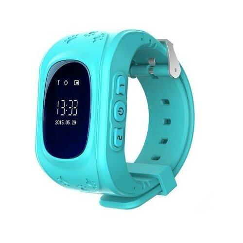 Детские умные часы Aspect Baby Watch Q50 голубые часы smart baby watch q50 черные