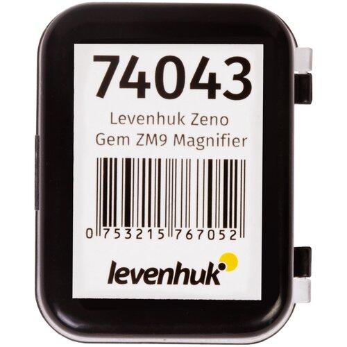 Фото - Лупа ювелирная Levenhuk (Левенгук) Zeno Gem ZM9 лупа ювелирная levenhuk zeno gem zm9 74043