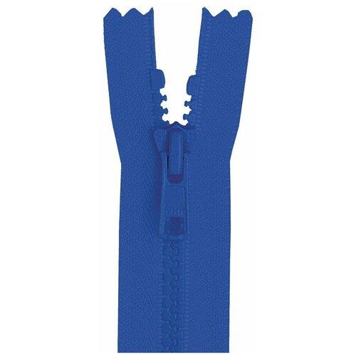 YKK Молния тракторная разъёмная 4335956/50, 50 см, королевский синий/королевский синий ykk молния тракторная разъемная 4335956 75 75 см королевский синий королевский синий