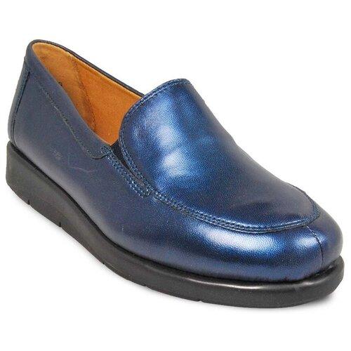 Слипоны Caprice , размер 36 , синий