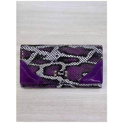 Кошелек женский Capri 643203C, фиолетовый