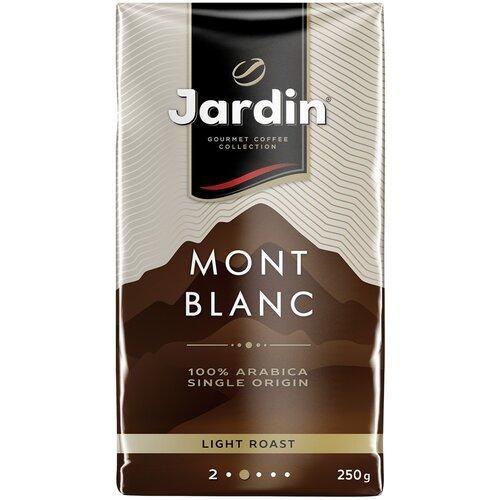 кофе молотый jardin dessert cup 250 г Кофе молотый Jardin Mont Blanc, 250 г
