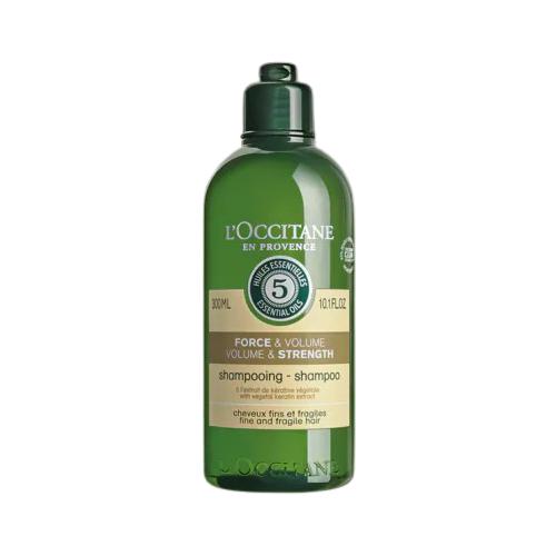 Купить L'Occitane en Provence шампунь для волос Аромакология Объем и Густота, 300 мл