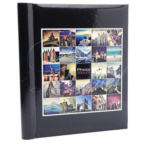 Фотоальбом Fotografia магнитный 23х28 см. 30 листов, FA-SA30-410, путешествие