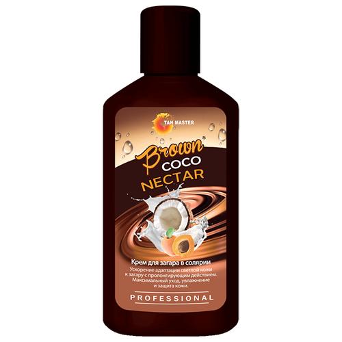 Купить Крем для загара в солярии Tan Master Brown Coco Nectar 120 мл