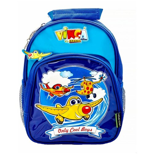Сумка-рюкзак VINCA SPORT 15021(синий)