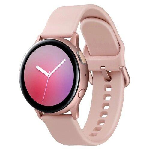 Умные часы Samsung Galaxy Watch Active2 44mm Rose Gold SM-R8 умные часы samsung galaxy watch active2 cталь 40мм сталь