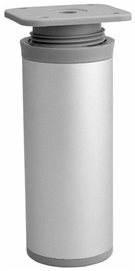 GTV Опора регулируемая NM-DАР77-150, D-40мм H-150мм, 70кг — купить по выгодной цене на Яндекс.Маркете