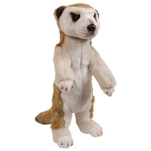 Купить Мягкая игрушка ABtoys В дикой природе Сурикат, 30 см игрушка мягкая, Мягкие игрушки