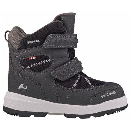 Ботинки VIKING Toasty II GTX (3-87060) размер 25, 0277 black/charcoal