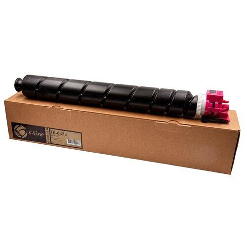 Фото - Тонер-картридж булат s-Line TK-8335M для Kyocera TASKalfa 3252ci (Пурпурный, 15000 стр.) тонер картридж булат s line tk 475 для kyocera fs 6025mfp чёрный 15000 стр