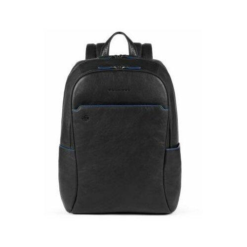 Piquadro Рюкзак 15.6 Piquadro B2S кожа черный CA4762B2S/N