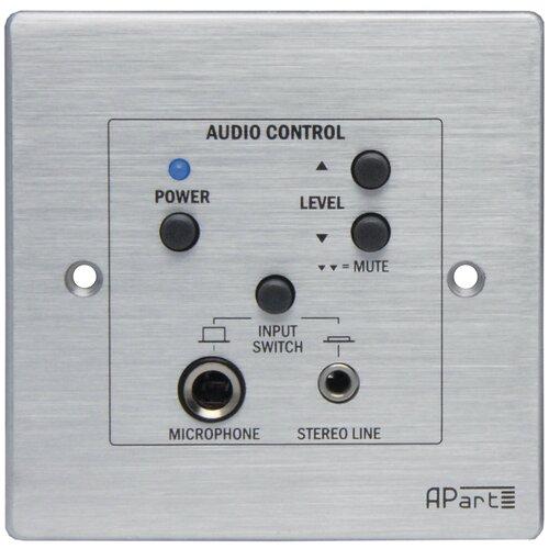 Фото - Панель управления для трансляции Apart ACP-L акустический бокс apart apart cmrq108bbi