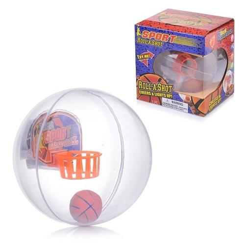 Купить Настольная игра Oubaoloon Баскетбол , в коробке (8868), Настольный футбол, хоккей, бильярд