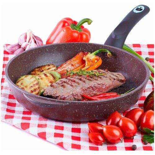 Сковорода-гриль Традиция Доломит 26 см