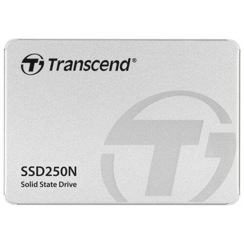 Комплектующие для ПК Transcend Твердотельный накопитель Transcend SSD250N TS2TSSD250N (TS2TSSD250N)