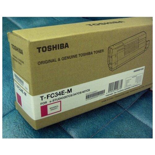 Фото - Тонер-картридж Toshiba T-FC34EM (6A000001533) тонер toshiba t 2340e