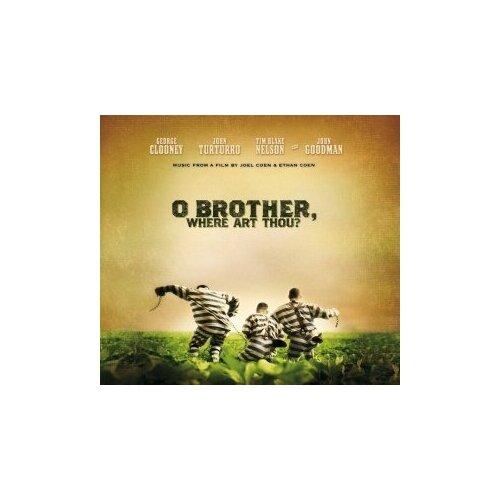 Фото - Компакт-диски, Mercury, OST - O Brother, Where Art Thou? (Various Artists) (CD) t weelkes hence care thou art too cruel