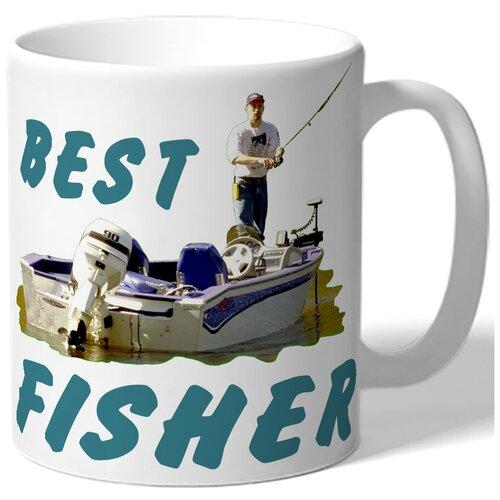 Кружка Best Fisher