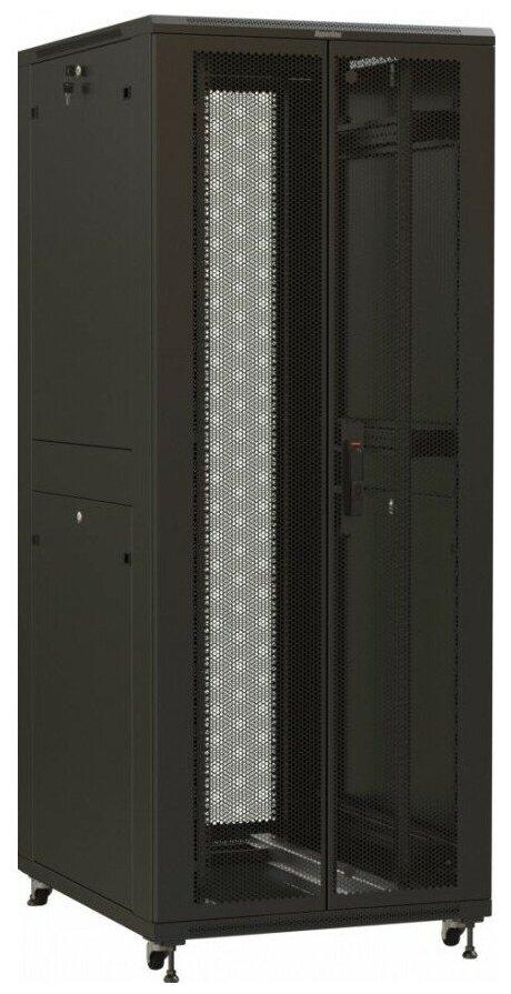 <b>Шкаф</b> <b>напольный</b> 19-дюймовый Hyperline TTR-4781-DD-RAL9005