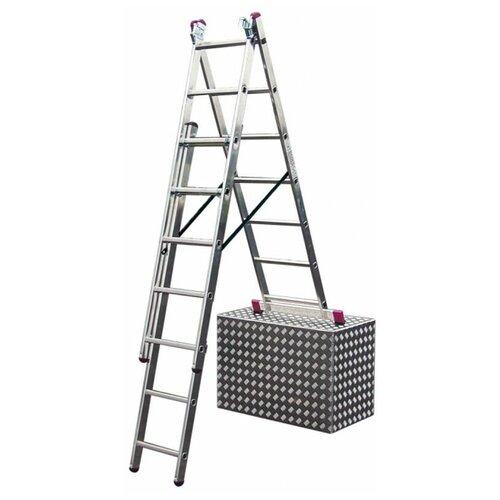 Лестница трансформер 3-секционная KRAUSE 13378