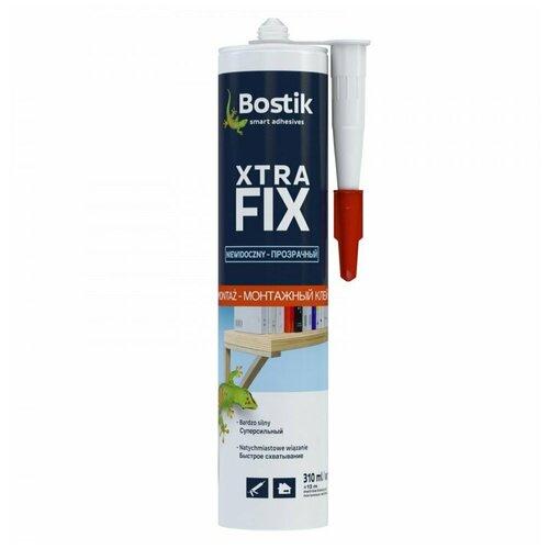 Клей Bostik XtraFix 310 мл монтажный прозрачный