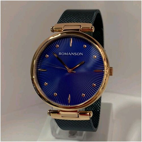 romanson rm 7a04l lr wh ROMANSON Часы Romanson RM 0B12L LR(BU)