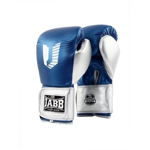 Перчатки бокс.(иск.кожа) Jabb JE-4081/US Ring синий 8ун.