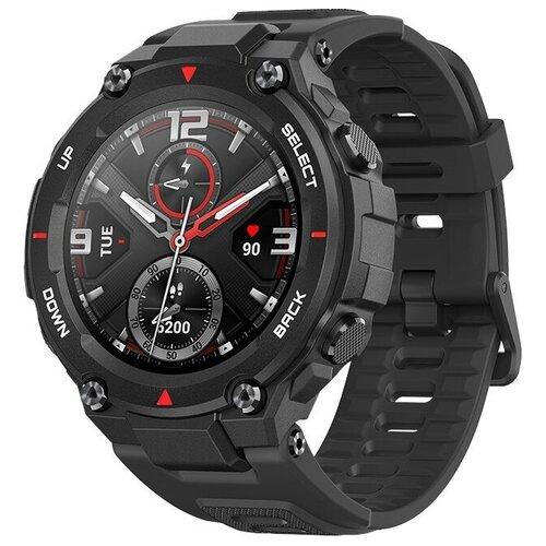Умные часы Xiaomi Amazfit T-Rex A1919 Rock Black