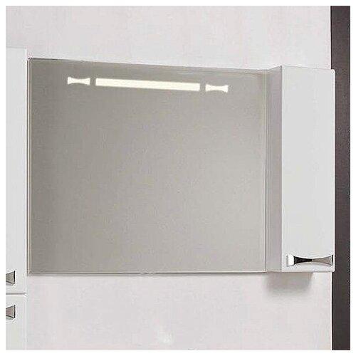 Зеркало-шкаф AQUATON Диор 100 белый