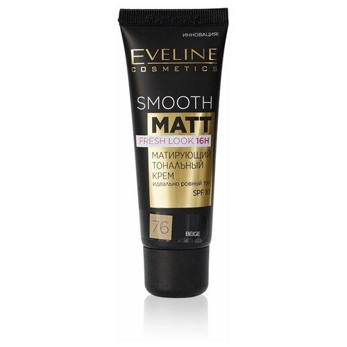Eveline Cosmetics Тональный крем Smooth Matt, 30 мл, оттенок: 76 Beige