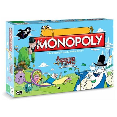 Монополия. Adventure Time фото