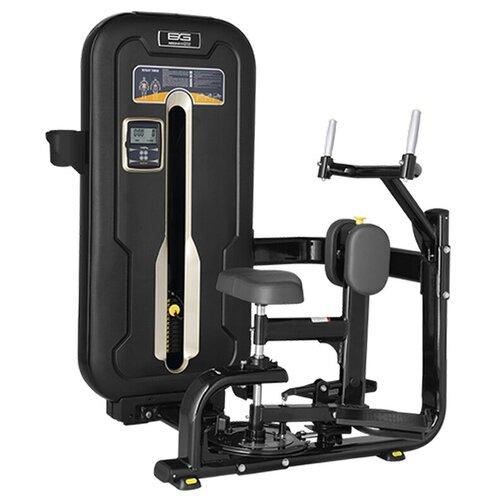 Фото - Тренажер со встроенными весами Bronze Gym MZM-011 черный тренажер со встроенными весами bronze gym ld 9028 черный