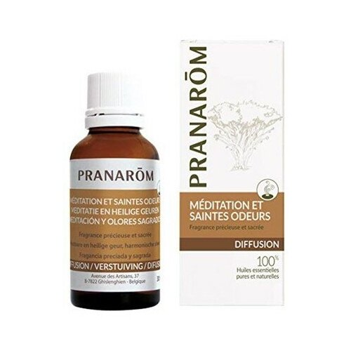 Pranarom медитация (MEDITATIONS) смесь для аромадиффузора