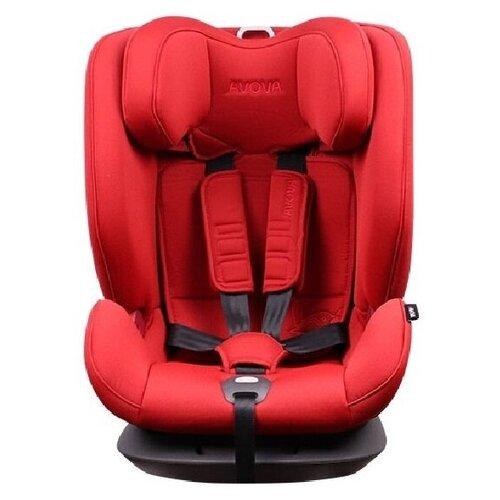 Автомобильное кресло AVOVA™ BA801 Sanderling-Fix, Maple Red, арт. 1107010