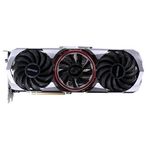 Видеокарта Colorful iGame GeForce RTX 3080 Ti Advanced OC-V 12GB Retail