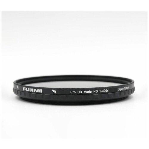 Светофильтр Fujimi PRO HD Vairo ND2-400 77 mm