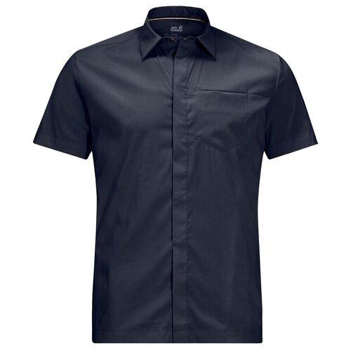 Рубашка мужская JACK WOLFSKIN Jwp Shirt размер M night blue