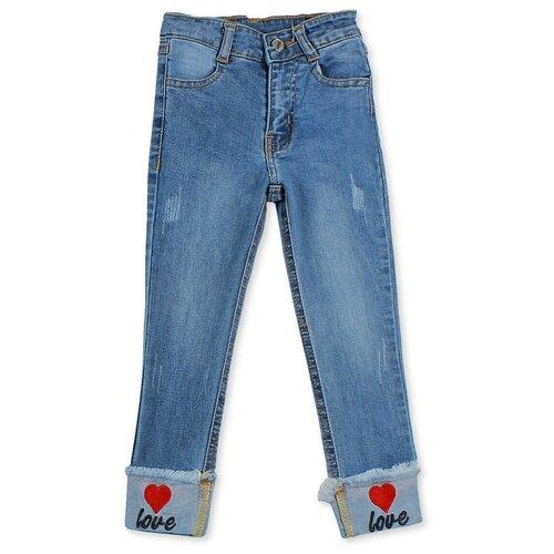Купить Джинсы BONITO KIDS размер 110, голубой