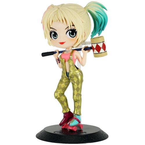 Купить Фигурка Q Posket Birds Of Prey: Harley Quinn Ver. A, Bandai, Игровые наборы и фигурки