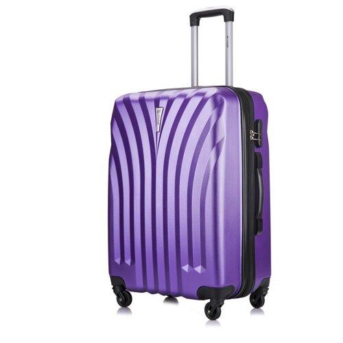 Чемодан LCase, Phuket с расширением, фиолетовый 28