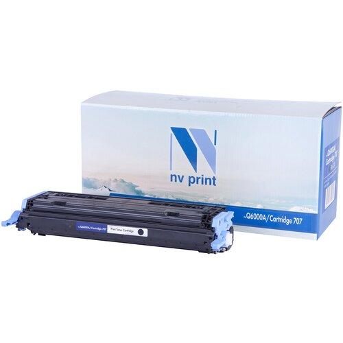 Фото - Картридж NV Print совместимый Q6000A/Can707 для HP LJ Color CM1015MFP/1017MFP/1600/2600N (черный) {36384} картридж nv print ce250x черный для hp color lj cm3530 cp3525dn