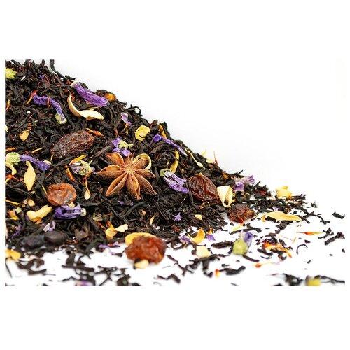 Чай черный листовой Персидская ночь, 50г Крупнолистовой чай черный байкальская ночь